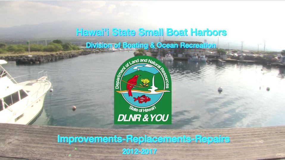 Hawai'i's small boat harbors