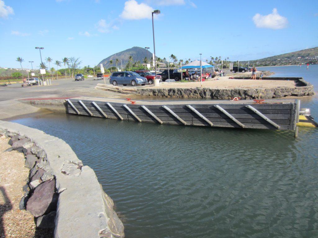 Maunalua Bay Ramp Loading Dock