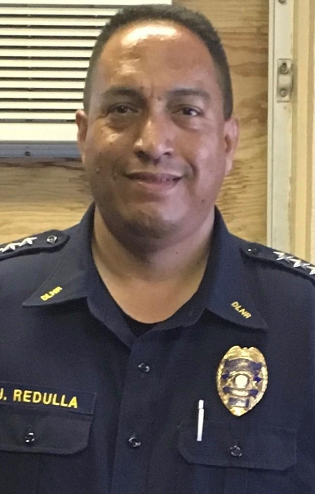 Chief Jason Redulla